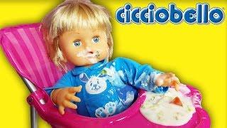 Cicciobello | Cicciobello Bebek Hasta Olmuş | EvcilikTV Bebek Videoları