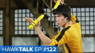Favorite Action Movies & Fight Choreography for our Videos | HawkTalk Ep. 122