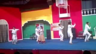 Nida Chaudhry Mujra (dil ka kiya karin sahib) Mehfil Theater Lhr