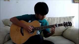 (K-ON!!) Tenshi ni Fureta yo! (天使にふれたよ!) - Guitar Cover - Joshua Christian
