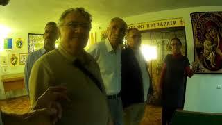 Turkish Beekeepers Enjoyed Beekeeping Museum of Ukraine in Kiev