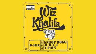 Wiz Khalifa - Black And Yellow Ft. Snoop Dogg, Juicy J, & T-Pain [G-MIX]