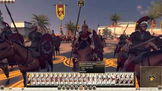 Total War Rome II House of Cornellia Part 62 HD Battles with Athens