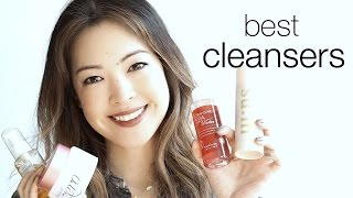 Best Cleansers | Low pH & Double-Cleansing