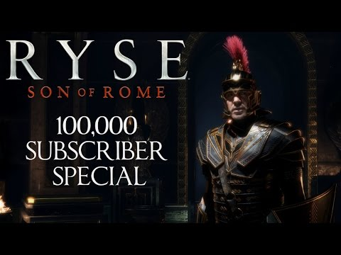 Xxx Mp4 Ryse Son Of Rome 100 000 Subscriber Special 3gp Sex