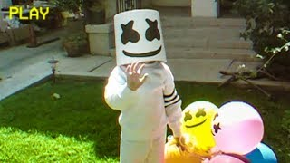 Marshmello - Flashbacks (Official Music Video)