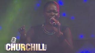 "Suzanna Owiyo Performs ""Kisumu 100"""