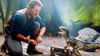 JURASSIC WORLD 2 First Look Trailer ✩ Jeff Goldblum, Chris Pratt Action Movie HD