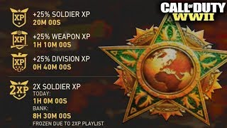 WW2 - How to Rank Up SUPER FAST!