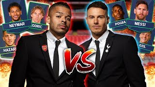 BILLY VS JEZZA!🔥 WHO