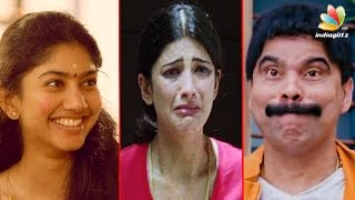 Shruti Hassan's reply for her trollers for Premam | Hot Tamil Cinema News | Malar