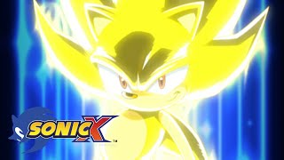 SONIC X Ep26 - Countdown to Chaos