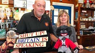 Worst Online Comments on Golliwogs - Shut Up, Britain is Speaking