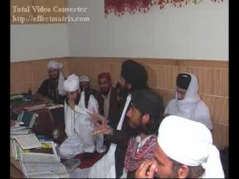 Munazra 35 36 Mufti Hanif Qureshi suni with Talib ur rahman wahabi