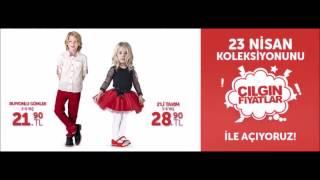 Civil 23 nisan kıyafetleri 2017 Civil 23 Nisan indirimleri