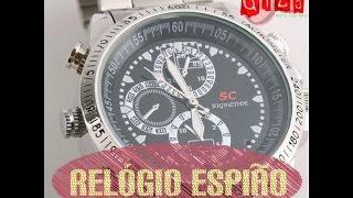 Relógio Espião / Relógio Com Câmera - Aliexpress