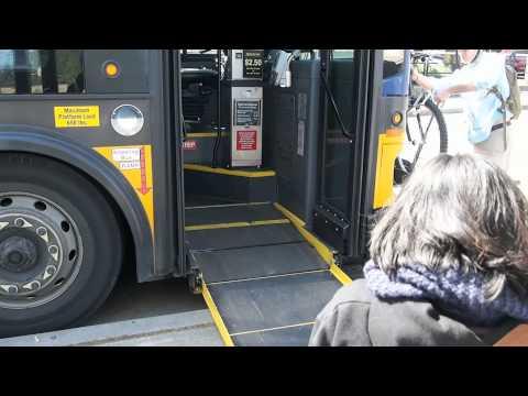 Xxx Mp4 Public Bus With Disabled Accessibility In Seattle 3gp Sex