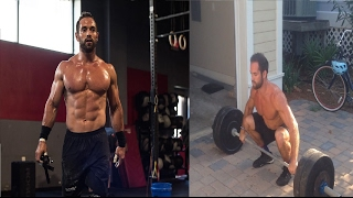 Rich Froning training CrossFit 2017