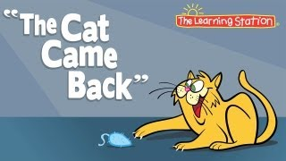 The Cat Came Back - Camp Songs - Kids Songs - Children