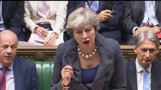 Prime Minister's Questions: 11 October 2017