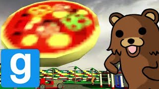 You Disobeyed The Rules!! | No Pizza For Pedobear!!