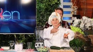 Bradley and Ellen Get Cookin
