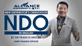 English NDO by Sir Francis Miguel (AIM Global)