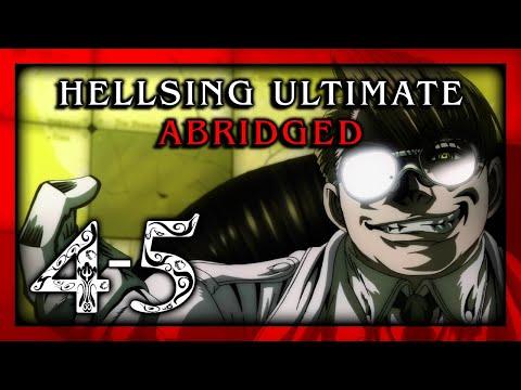 Xxx Mp4 Hellsing Ultimate Abridged Episodes 4 5 Team Four Star TFS 3gp Sex