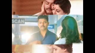 Samantha love proposal scenes in theri...