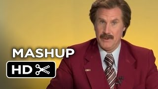 Anchorman 2: The Legend Continues Ultimate Trailer (2013) Will Ferrell Movie HD