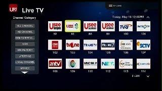 Usee TV Paket Indihome 3P