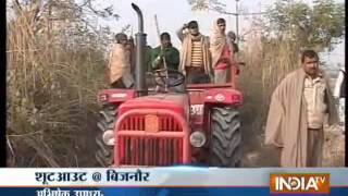 Watch Tiger hunt in Bijnor, Part 1