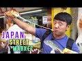 Jepang STREET FOOD TOUR dari Ameyoko Market di Tokyo Jepang