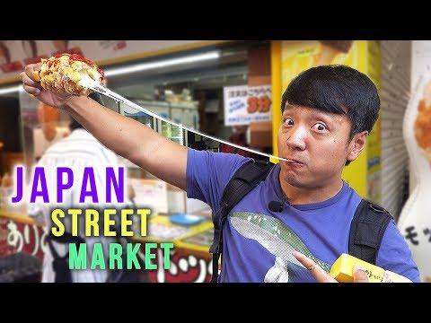 Xxx Mp4 Japan STREET FOOD TOUR Of Ameyoko Market In Tokyo Japan 3gp Sex