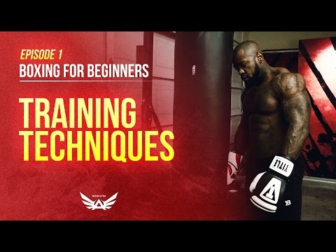 Boxing for beginners Training techniques Episode 1