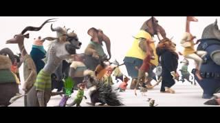 Zootropolis - suomeksi dubattu traileri - Elokuvateattereissa 24.2.2016