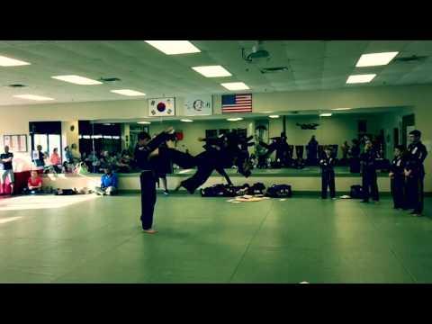 Dynamic Martial Arts 2016