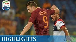 Roma - Crotone - 4-0 - Highlights - Giornata 5 - Serie A TIM 2016/17