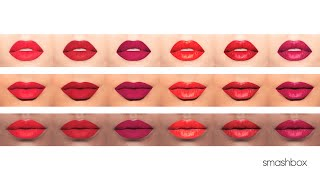 WHICH RED LIPSTICK WILL YOU PICK? PLUS, RED-LIP TIPS!