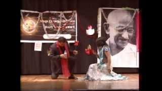 Salaam e ishq - Manjeet Uppal & Chandni Doing Live Performing At Talgu Canada