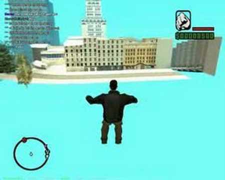 GTA San Andreas ¡¡¡Liberty City Ciudad oculta