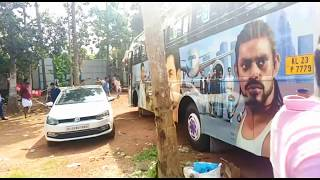 The Much Heavy Sound Machine on Kerala Tourist Bus - AAYUSH Travels