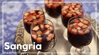 How To Make Sangria | Quick & Easy Cocktail | My Recipe Book By Tarika Singh