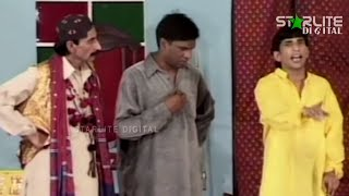 Best Of Iftekhar Thakur and Amanat Chan Stage Drama Full Comedy Clip