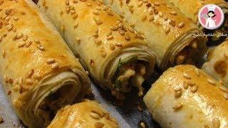 بوريك  التركي بالجبنة فطور صباحي سهل وسريع التحضير مع رباح محمد ( الحلقة 314 )