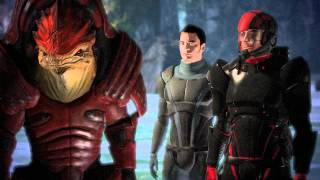 Mass Effect: Wrex and the Genophage on Virmire (PC 720p)