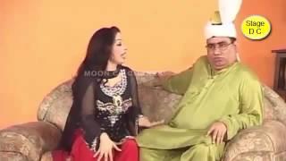 Sxy Nida Ch Funny Romance With Nasir  Chinyoti Pakistani Punjabi Stage Drama