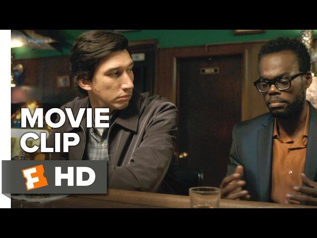Paterson Movie CLIP - Dirt (2016) - Adam Driver Movie