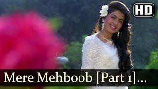 pc mobile Download Mere Mehboob Meri Jaane Jigar - Himalaya - Bhagyashree - Paayal - Best Hindi Romantic Songs