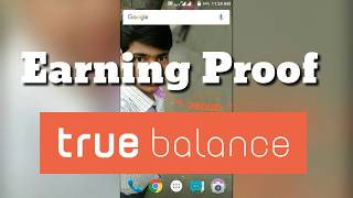 True Balance App earning and Recharge Proof✓
